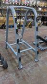 Matrix Aura model FW96 barbell rack