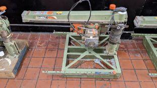 DeWalt cross cut saw model DW8101