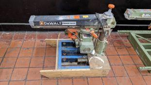 DeWalt Power Shop cross cut saw model DW125