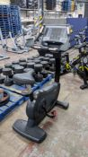 Gym Gear Elite C-97 upright exercise bike model B8