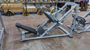 Matrix Magnum PL70 Leg Press.