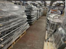"NO RESERVES: Optikinetics Trilite 200 Series 2"" aluminium tube truss system & spigots"
