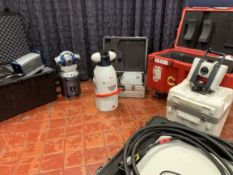Leica & Faro ION Laser Trackers