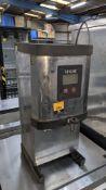 Lincat stainless steel digital urn - no drip tray