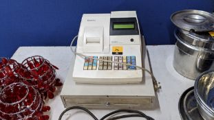 Sam4S model ER-380M electronic cash register