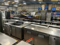 NO RESERVES: Commercial Catering Equipment