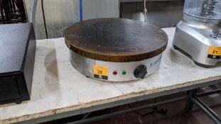 J M Posner crêpe maker