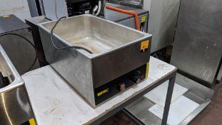 Buffalo benchtop bain marie - model L371-02