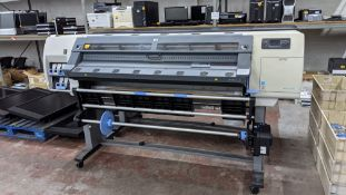 HP DesignJet L25500 wide format printer, product no. CH956A/CH956-64001