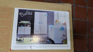 Bulles baby's cot