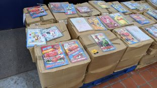 Large quantity of primarily Disney, Marvel/Avengers & other branded greetings cards. Most of the ca