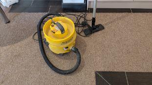 James vacuum cleaner, Numatic model JVP-180-1