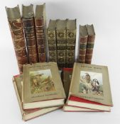NATURAL HISTORY ANTIQUARIAN BOOKS from the Vivian library, comprising H N Humpreys & J O Westwood '