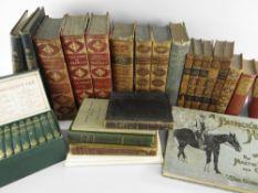COLLECTION OF MIXED ANTIQUARIAN BOOKS FROM THE VIVIAN FAMILY including two volumes of 'Visitations