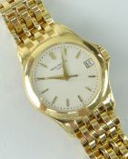 PATEK PHILIPPE CALATRAVA, REFERENCE 5107/1J-001, 18CT GOLD WRISTWATCH movement no. 3249075/4164687