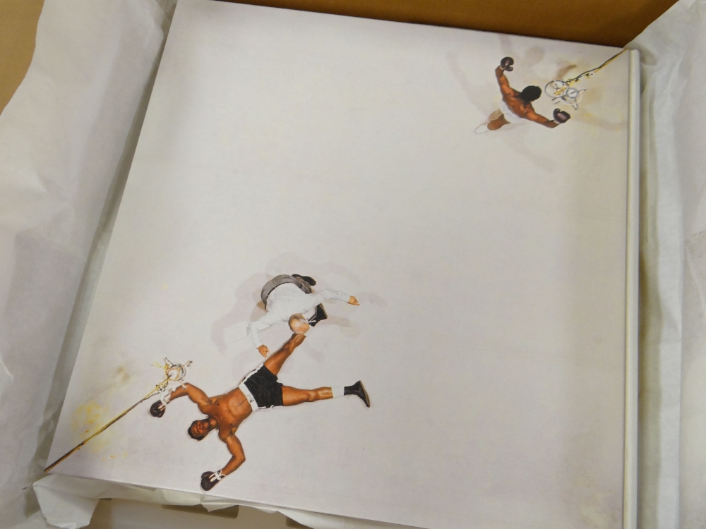2003 VOLUME OF GREATEST OF ALL TIME (GOAT) TRIBUTE TO 'MUHAMMAD ALI' PUBLISHED BY TASCHEN limited - Image 7 of 12