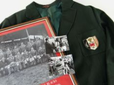 SOUVENIRS FROM LLANELLI RFC'S FAMOUS CENTENARY SEASON comprising assistant coach Norman Gale's green