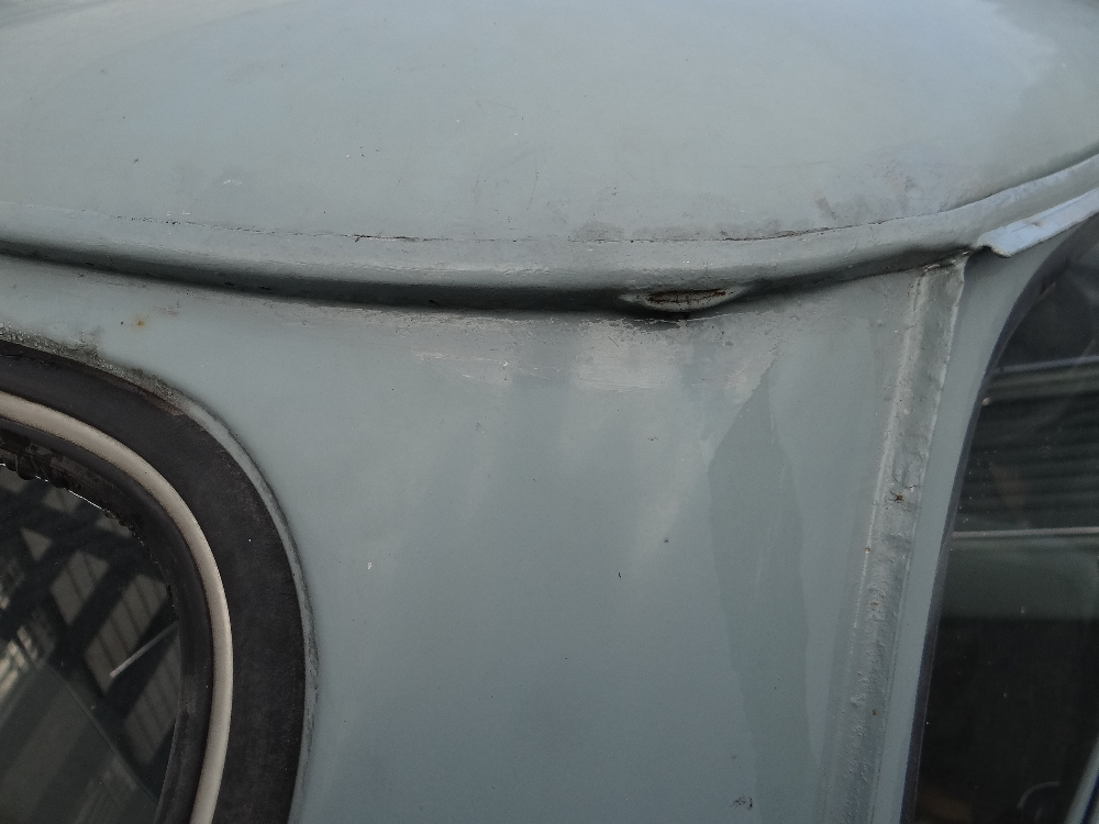 1963 AUSTIN MARK 1 MINI PETROL 848CC HAVING DATELESS/CHERISHED NUMBER PLATE '244 JG', in grey with - Image 36 of 79