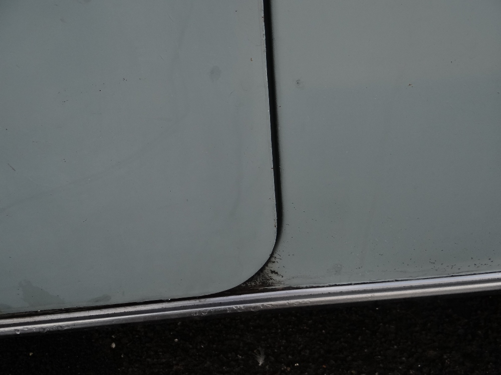 1963 AUSTIN MARK 1 MINI PETROL 848CC HAVING DATELESS/CHERISHED NUMBER PLATE '244 JG', in grey with - Image 27 of 79