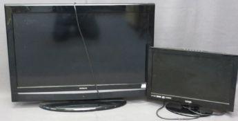 HITACHI & LOGIK FLATSCREEN TVs E/T
