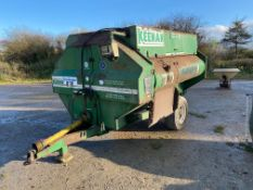 KEENAN EASI FEEDER 80 WITH PTO