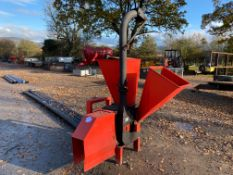 TECHNEIK SHREDDER/MULCHER