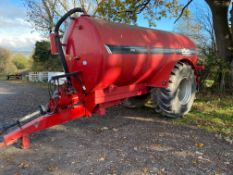 HI SPEC 2500 GALLON SLURRY TANKER WITH NOZZLE