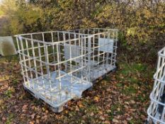 2X IBC CAGES
