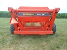 Highline XL 6084 hyd. rock picker reel type