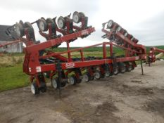 16-30 Hiniker/Sukup 9400 High Residue single sweep cultivator,