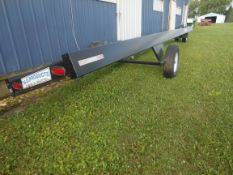 32' Stud King head trailer