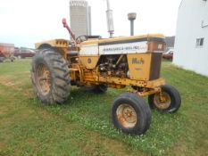 1970 Minneapolis Moline 670 gas tractor