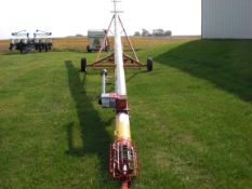 "8""X61' Westfield PTO auger."