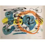 Fernand Léger - Les nuages<