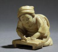 A Japanese netsuke circa 1860-1890 from Meiji period