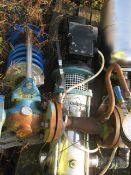 Stainless Steel Calpeda water Pump, model MXB40-80