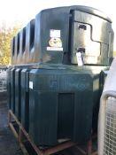 Titan ES500B 5000L Diesel Tank, loading charge - £