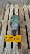 Morstan Clamp on Agitator, with geared drive, 0.25