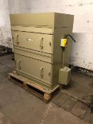 DCE Unimaster Dust Filter Unit, loading free of ch