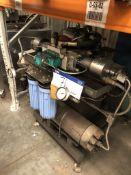 Flow International 5X-55K Water Cutter Pump, 55K P