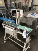Ishida Dacs Checkweigher, dimensions approx. 1.4m