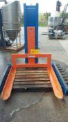 Edmo TSE Hi-Lift 1000 kg Pallet, three phase hydra