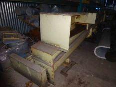 Screw Conveyor, with spray hopper, plant no. 65, d