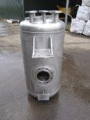 J.L. Engineering Ltd 2006 Stainless Steel 250L Lug