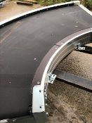Transnorm 1600-105 90 degree Belt Conveyor, serial