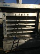 Winkler Five Deck Oven loading free of charge - NO (lot located in Co Kilkenny, Ireland)