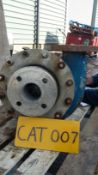 Labour 15Q Stainless Steel Slurry Pump, with mech