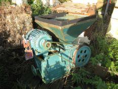 Bamford OC3 Farm Type Grain Crusher, with 4kW driv