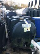 Titan H1800TT 1800L Diesel Tank, loading charge -