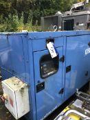 SDMO J66K0709753 66kVA Generator, with John Deere